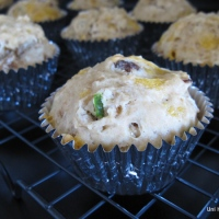 Bacon Jalapeno and Cheddar Beer Muffins