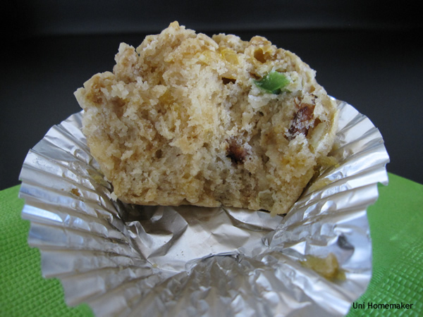 Bacon Jalapeno and Cheddar Beer Bread Muffins