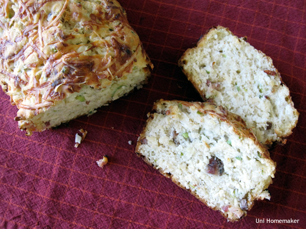 Italian Beer Bread