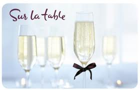 Sur la Table Gift Cert