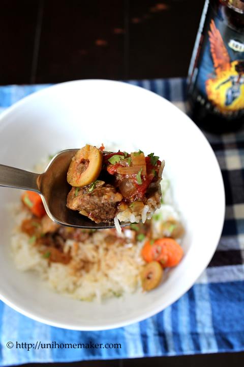 Ranchero Beef Stew